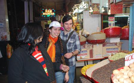 Old Delhi Street Food Tour & Heritage Walk