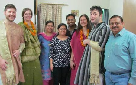 New Delhi: Half-Day Cooking Adventure with Local Family