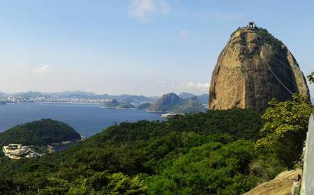 Sugarloaf Mountain Rio - Hiking and Climbing