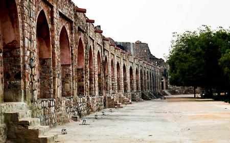 Delhi Hidden Gems: Full-Day Private Tour
