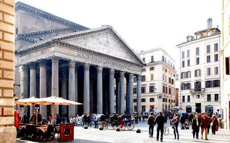 Pantheon & Santa Maria Sopra Minerva Guided Tour