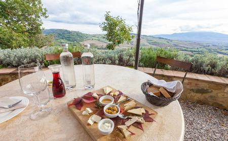 Pienza with Cheese and Wine Tasting: Full-Day from Rome
