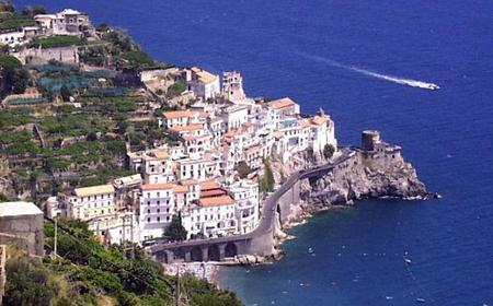 Full-Day Guided Amalfi Coast Road Trip From Sorrento