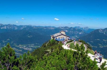 Private Full-Day Tour from Salzburg: The Hills are Alive and Eagle's Nest