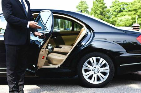 Departure Private Transfer: Belgrade Hotels to Belgrade International Airport