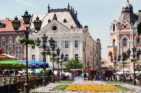 Private Tour: Novi Sad the Capital of 'Little Europe' Half Day Trip from Belgrade