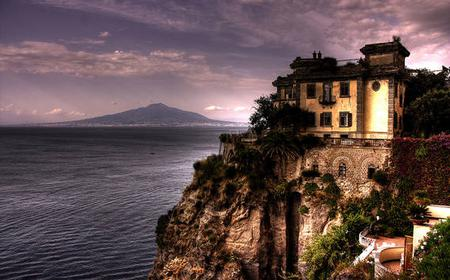 Amalfi Coast: Herculaneum & Sorrento Full-Day Trip
