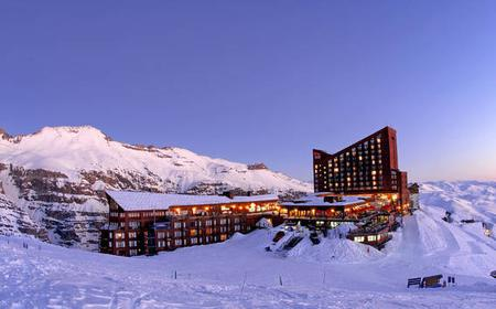 Full Day Excursion to Valle Nevado
