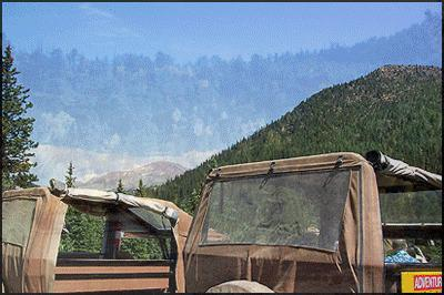 Colorado Springs 3-Hour Jeep and Horseback Combo Tour