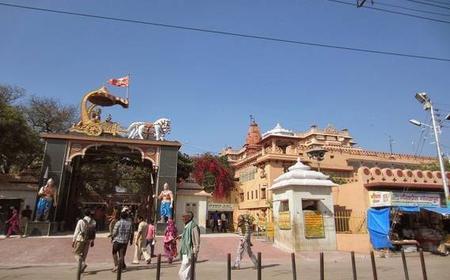 From Delhi: Full-Day Mathura & Vrindavan Tour