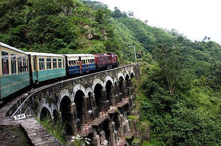 Delhi to Shimla 3-Day Tour by Toy Train