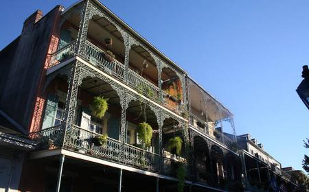 French Quarter 2-Hour Free Guided Walking Tour
