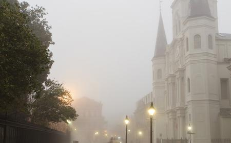 New Orleans: French Quarter Haunted After Dark City Tour