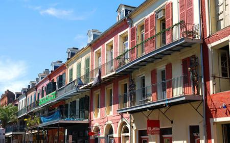 New Orleans: French Quarter 2-Hour Walking Tour
