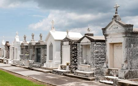 St. Louis Cemetery Tour: Civil Rights, Mystery & Voodoo
