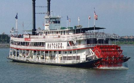New Orleans: Day Cruise Aboard the Steamboat Natchez