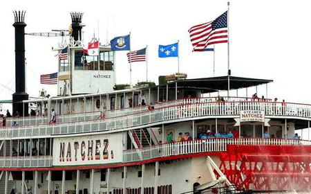 New Orleans: Sunday Brunch Steamboat Jazz Cruise