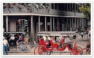 New Orleans 2-hour Super City Tour