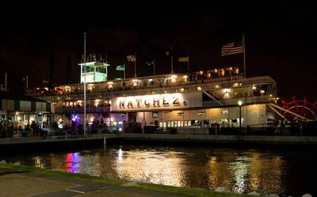 New Orleans Jazz Cruise Aboard the Steamboat Natchez
