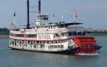 New Orleans Super City & Natchez Daytime Jazz Cruise