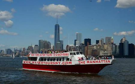 Downtown Manhattan: 75-Minute Statue of Liberty Cruise