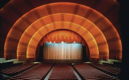 New York: Radio City Music Hall Stage Door Tour