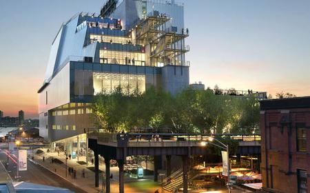 New York: Whitney Museum of American Art Ticket