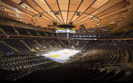 New York City: Madison Square Garden All Access Ticket