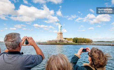 Statue of Liberty & Ellis Island: 3-Hour Visit by Ferry