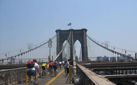 New York City & Brooklyn Bridge: Sightseeing Bike Tour