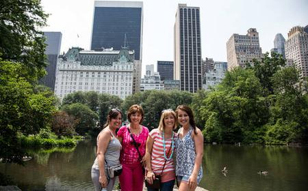 New York: Central Park Movie Sites Walking Tour