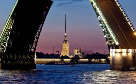St. Petersburg: 2-Hour Saint Petersburg City Center Tour