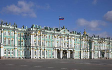St. Petersburg: 2.5-Hour Hermitage & Winter Palace Tour