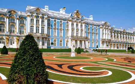 6-Hour Pushkin and Catherine Palace Tour