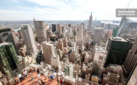 New York City: Top of the Rock Observation Deck Ticket