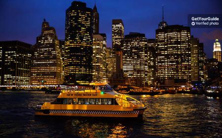 Champagne Cruise: New York Harbor and Statue of Liberty
