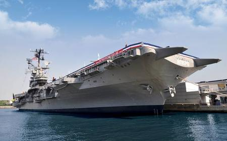 Intrepid Sea, Air & Space Museum: Admission Tickets
