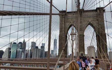 3-hour Brooklyn Bridge and Brooklyn Walking Tour