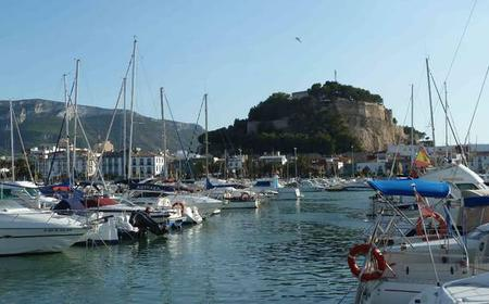 Day Cruise with BBQ on Board and Dinner at the Port of Denia