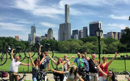 Central Park Sightseeing Bike Tour