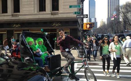 New York: 1-Hour Central Park Pedicab Tour