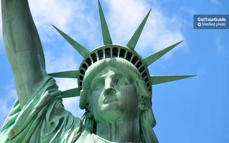 Statue and Skyline Cruise aboard the Luxury Yacht Manhattan