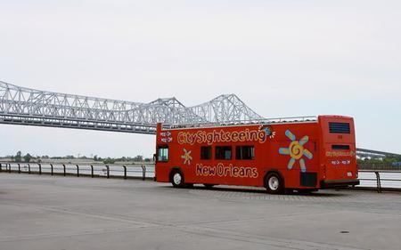 New Orleans Hop-On, Hop-Off Tour