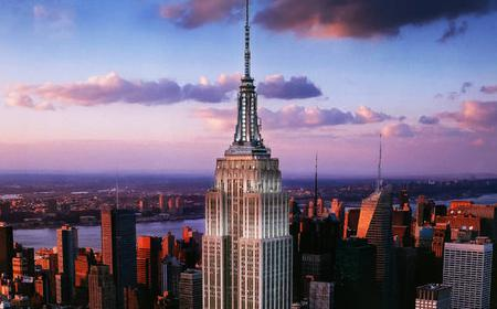 NY Icons: Empire State Building and Statue of Liberty Cruise
