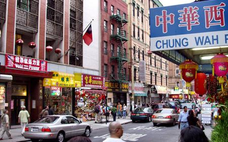 New York: Chinatown and Little Italy Walking Tour