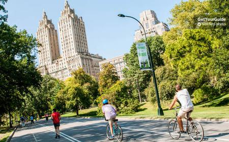 2-Hour New York's Central Park: Guided Bicycle Tour