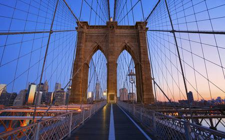 Brooklyn Bridge, Chinatown & Little Italy 3-Hour Bike Tour