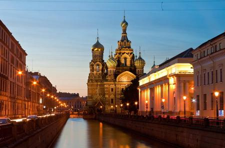 Half-Day Private Tour: Church of the Savior on Spilled Blood and Russian Art Museum Including Traditional 3-Course Russian Lunch