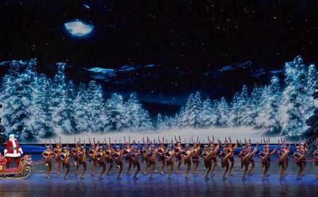 New York: Radio City Christmas Spectacular Tickets