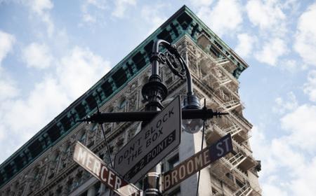 Photo Tour of SoHo, New York City